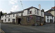 SO2956 : The Swan Inn, Kington by Jaggery