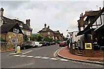 TQ3024 : High Street, Cuckfield by nick macneill