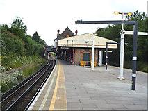 TQ2572 : Wimbledon Park Station by Dr Neil Clifton