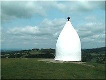 SJ9377 : White Nancy on Kerridge Hill by Raymond Knapman