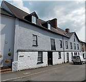 SO2956 : SE corner of The Square, Kington by Jaggery