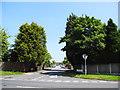SJ6071 : Glebe Road, Cuddington by John Topping