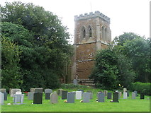 SP7099 : St Michael and All Angels church by Tim Glover