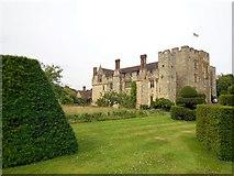 TQ4745 : Hever Castle by Paul Gillett