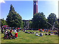 SP0483 : Community Day at Birmingham University by Phil Champion