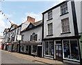 SO2956 : Paul Lewis butcher shop, Kington by Jaggery