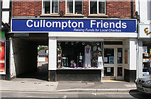 ST0207 : Cullompton: 27 Fore Street by Martin Bodman
