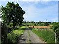 SE1285 : Access to Braithwaite Cottage by Chris Heaton