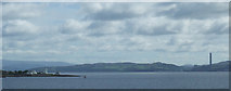 NS1367 : Toward Point and Inverkip Power Station by Thomas Nugent