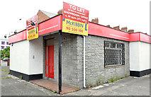 J3674 : Vacant showroom/office, Belfast by Albert Bridge