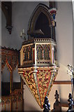 TQ7035 : Pulpit, Christchurch, Kilndown by Julian P Guffogg
