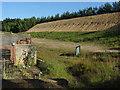 SU9255 : Stoney Castle range by Alan Hunt