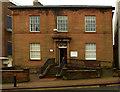 NY0336 : Maryport Registry Office, Wood Street by Julian Osley