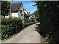 TL6930 : Road near Petches Yew Farm,  Finchingfield  by Roger Jones