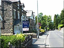 SD4096 : Kendal Road, Bowness-on-Windermere by Oliver Dixon