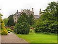 SD4987 : Sizergh Castle and Garden by David Dixon