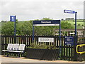 SE2503 : Penistone Railway Station by Dave Pickersgill