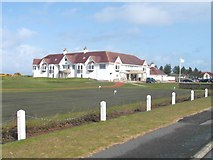 NS2005 : Looking towards Turnberry Club House by Ann Cook