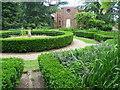 TQ1879 : The Italian Garden in Gunnersbury Park by Marathon