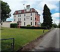 SO0559 : The Highland Moors Guesthouse, Llandrindod Wells by Jaggery