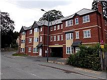 SO2956 : Vaughan Court, Kington by Jaggery