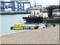 TM2832 : Harwich to Felixstowe foot ferry by Peter Pearson