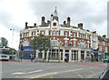 TQ2870 : Tooting:  Former bank by Dr Neil Clifton