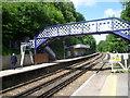 TQ6232 : Wadhurst station by Marathon