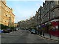 NT2472 : Polwarth Crescent, Edinburgh by John Lord