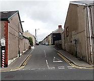 ST1599 : Elm Street Aberbargoed by Jaggery