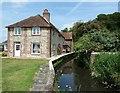 SU8003 : Mill House, Bosham by Rob Farrow