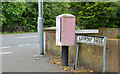 J2765 : Drop box, Lambeg by Albert Bridge