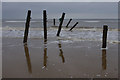 TG3830 : Happisburgh beach by Ian Taylor