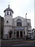 TQ2284 : New Testament Church of God, High Road NW10 by Robin Sones