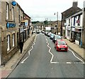 SD9504 : High Street, Lees by Gerald England