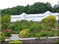 SN5118 : Double Walled Garden and Tropical House by Robin Drayton