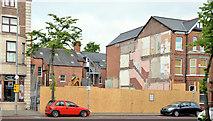 J3373 : Nos 53-57 Botanic Avenue, Belfast (2013-1) by Albert Bridge