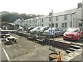 NS2515 : Harbour View and the Dunure Inn by Ann Cook