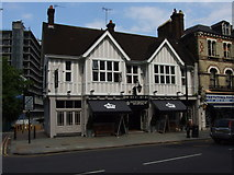 TQ2785 : The George, Belsize Park by Chris Whippet