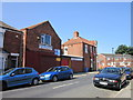 TA1129 : Belmont Garage on Belmont Street, Hull by Ian S
