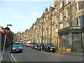 NT2472 : Warrender Park Crescent, Edinburgh by John Lord