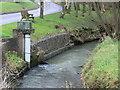 O1553 : Ballyboghil (Ballyboughal) River at Ballyboghil by jwd