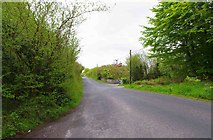 R3977 : The L4104 road near Finanagh, Co. Clare by P L Chadwick