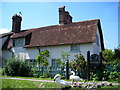 SP8710 : Canalside cottage by Mark Percy