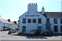 NX5956 : The Ship Inn, Gatehouse of Fleet by Billy McCrorie