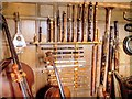 SP0933 : Musical Instrument Collection, Snowshill Manor by David Dixon