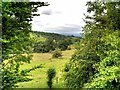 SP0934 : View from Snowshill Manor Garden by David Dixon