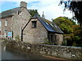 SO1327 : Penybont Barn, Llangors by Jaggery