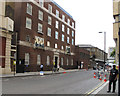 TQ2681 : Lindo Wing of St Mary's awaits royal baby by David Hawgood