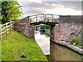 SP1765 : Bridge #48, Stratford-Upon-Avon Canal by David Dixon